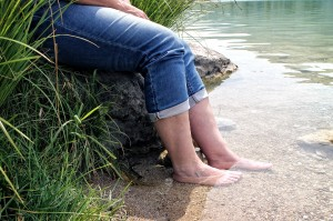 Fußbad